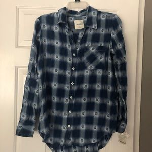 Size Small MUDD Flannel